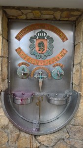 fontaine vin
