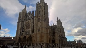 j13 leon cathédrale
