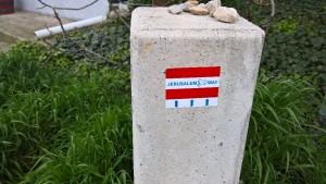 j26 jerusalem way