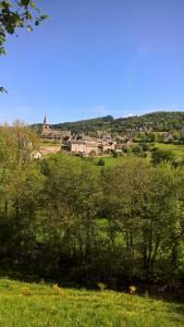 photo village après conques